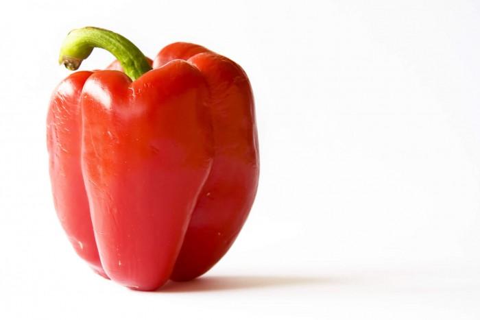 Poivron rouge